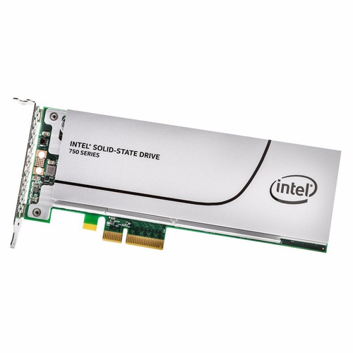 disco duro intel ssd 750 series 400gb pci-express