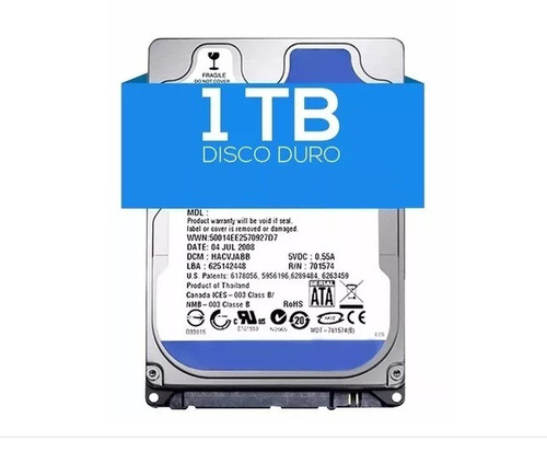 disco duro interno 1 tb sata para pc dvr