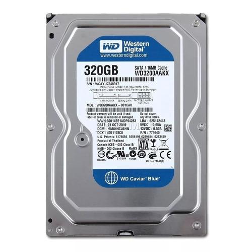 disco duro interno 320gb sata 3.5 para pc dvr 7200rpm