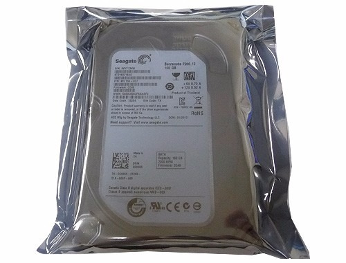 disco duro interno sata 160gb 3.5 7200rpm  seagate