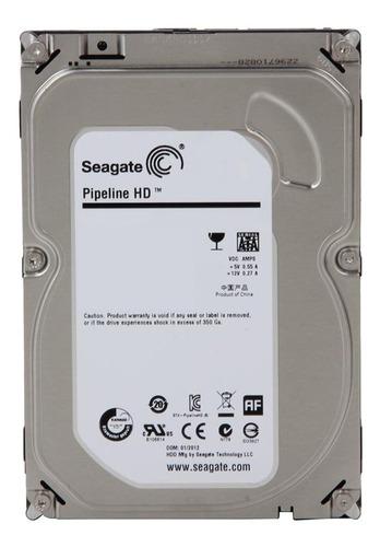disco duro interno seagate pipeline 2tb sata 3.5 new pull