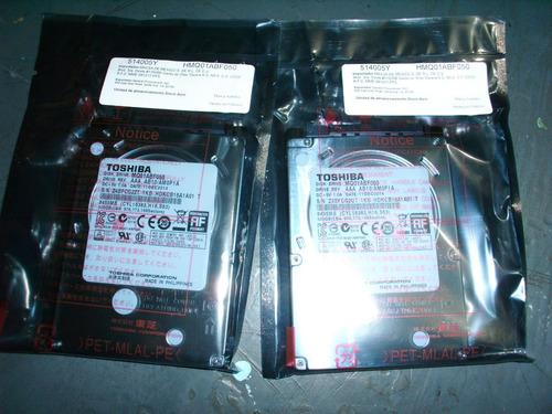 disco duro interno toshiba 500gb sata para laptop 5400rpm
