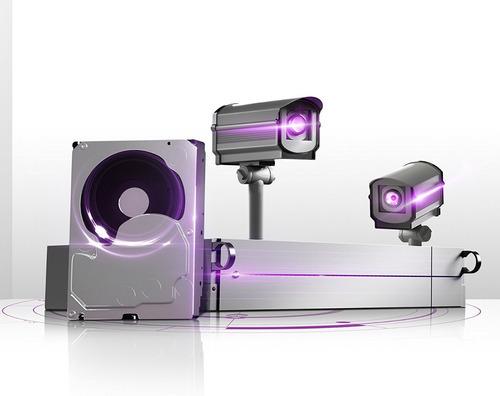 disco duro interno western digital 2tb wd20purz purple dvr