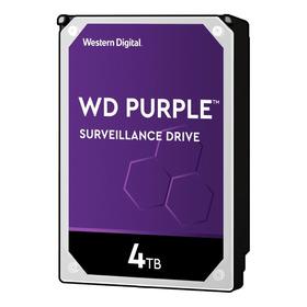 Disco Duro Interno Western Digital Wd Purple Wd40purz 4tb Púrpura