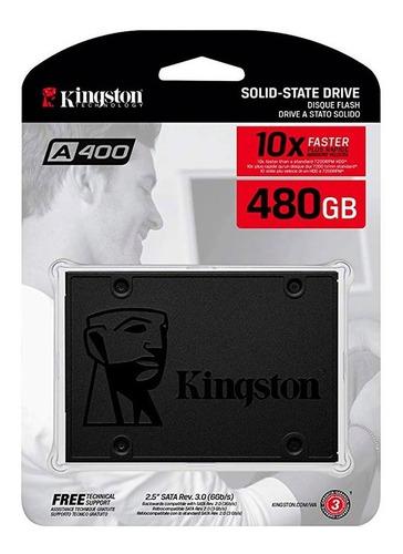 disco duro kingston ssd 480 gb - kingston