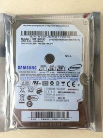 Disco Duro Laptop 160gb Ide 2 5 Nuevo Sellado Samsung Hm160hc