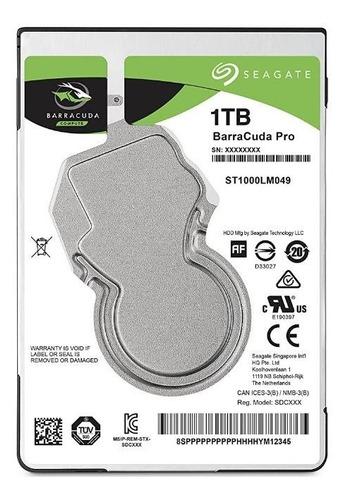 disco duro laptop 1tb seagate 128 mb extra rápido