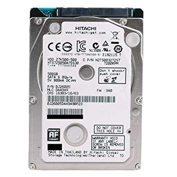 disco duro laptop 500gb