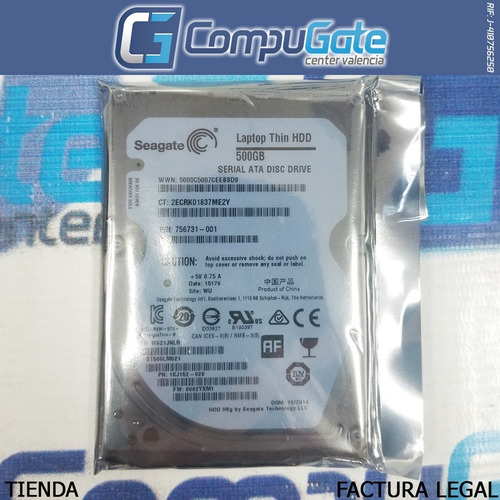 disco duro laptop 500gb para