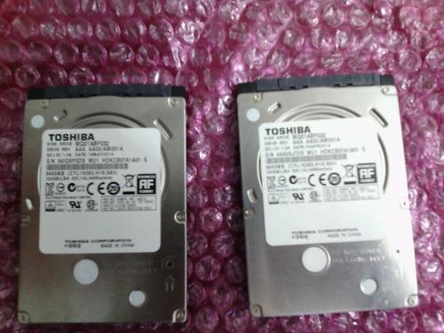 disco duro laptop sata 160 gb  2.5  poco uso