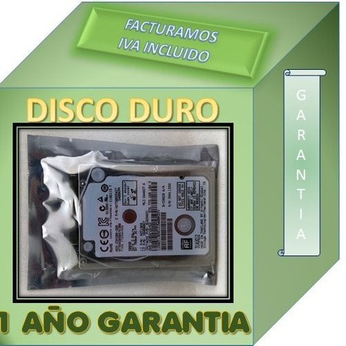 disco duro para laptop hp 435 a0y33la 500gb garantia 1 año