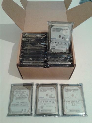 disco duro para laptop sata 320gb nuevos! mejor precio!