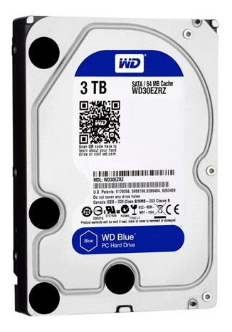 disco duro para pc 3tb sata 3 western digital