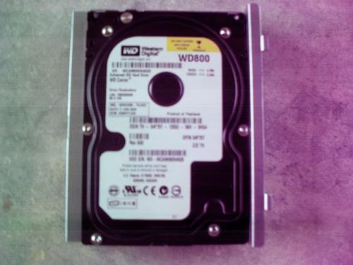 disco duro para pc de 80 gb