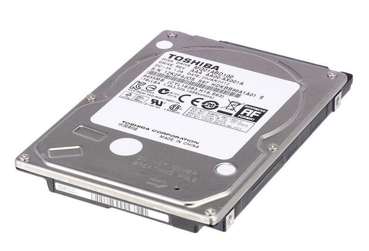 1609598a748 Disco Duro Para Portátil 1000gb 1 Tera Sata Marca Toshiba -   189.000 en Mercado  Libre