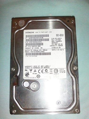 disco duro pc 500gb seagate western hitachi 3.5 inc iva