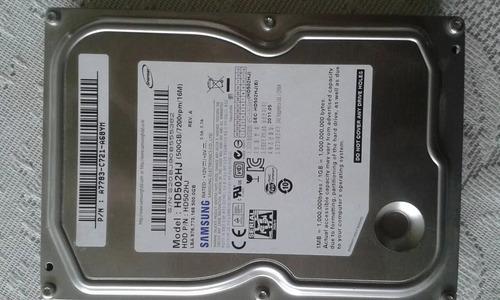 disco duro samsung 500gb 7200 rpm dvr/pc 13 horas