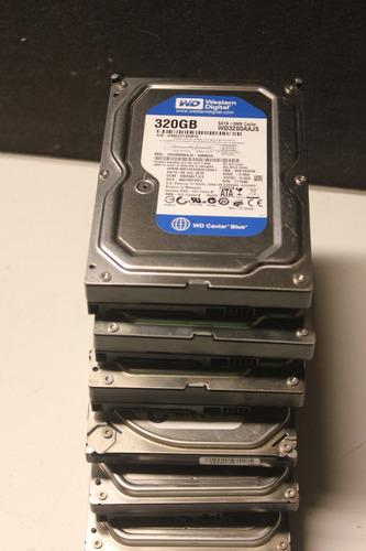 disco duro sata 320 gb