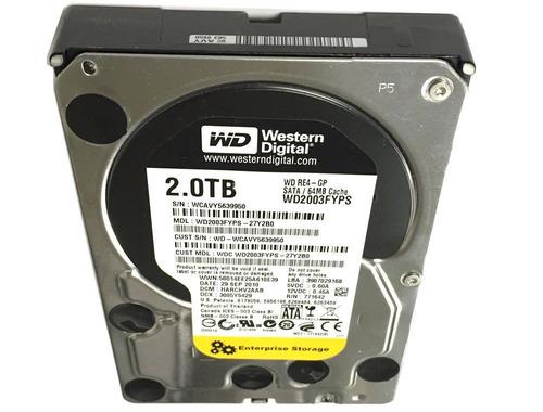 disco duro sata 3.5  western digital 2tb - nuevo