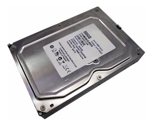 disco duro sata 500gb pc notebook o dvr 7200rpm