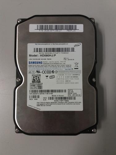 disco duro sata 80 gb usados samsung seagate wd