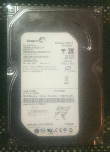 disco duro sata de 160gb usados + cable sata