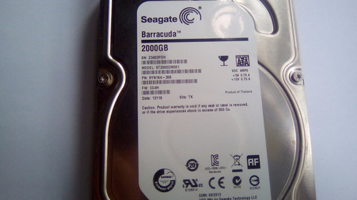 disco duro sata malogrados de 1tb repuesto