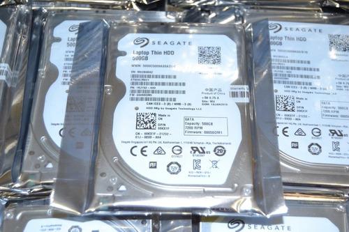 disco duro sata para laptops / hdd / 250g / 500gb / 1tb
