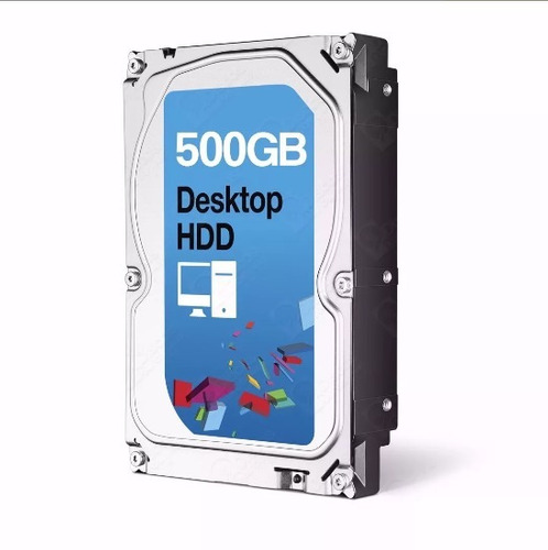 disco duro sata pc 500 gb
