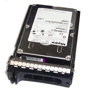 disco duro scsi 146gb dell pe 0fc271 maxtor 10k 80 pin