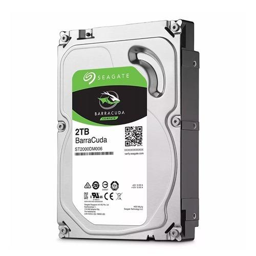 disco duro seagate  2tb 3.5 7200 barracuda st2000dm006 nuevo