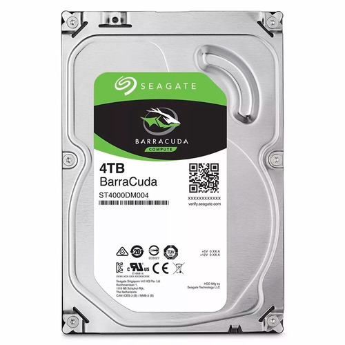 disco duro seagate 4tb 3.5 sata3 256mb st4000dm004