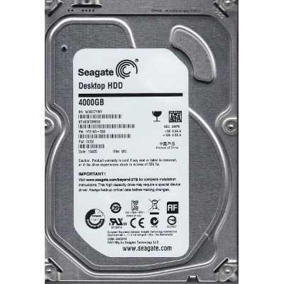disco duro seagate 4tb sata3 7200 rpm (st4000dm000)