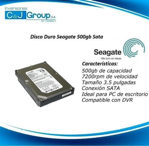disco duro seagate 500 gb sata