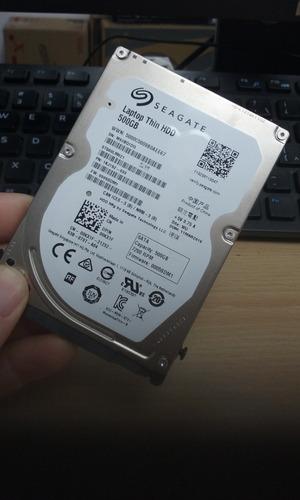 disco duro seagate 500gb sata 2.5 laptop, pc, ps4