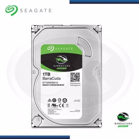 disco duro seagate sellado 1 tb sata3 original pc interno