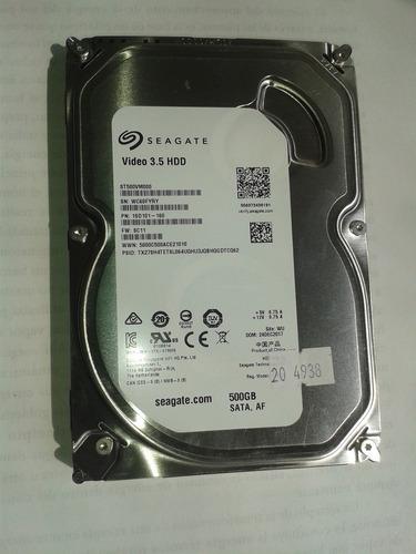 disco duro seagate st500vm000-1sd101 de 500 gb