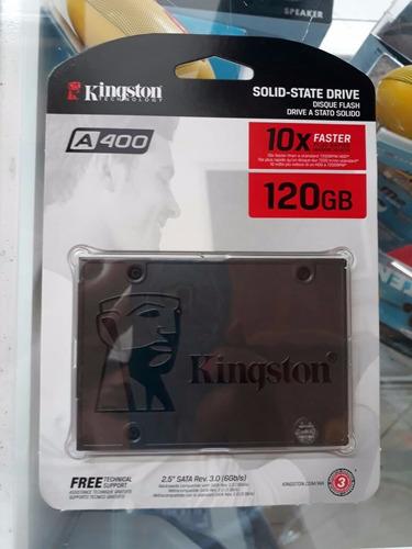 disco duro solido 10x ssd 120gb 3.0 6gb/s pc o portatil