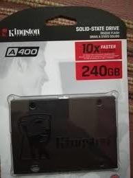 disco duro solido 240 gb kingston