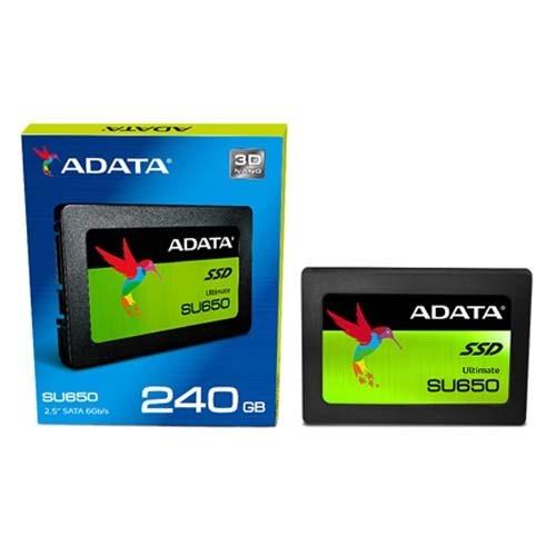 disco duro solido 240gb adata su650