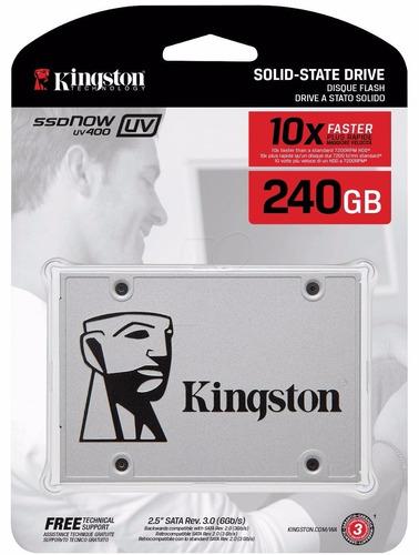 disco duro solido 240gb kingstong v400