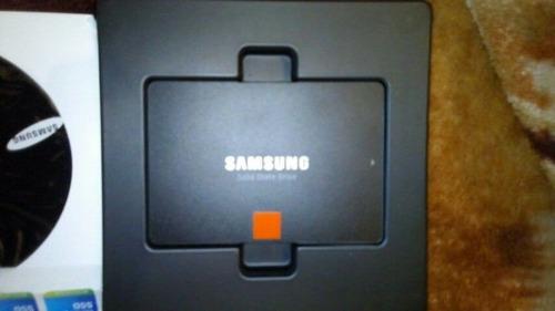 disco duro solido 512 gb 840 pro samsung nuevo cero uso