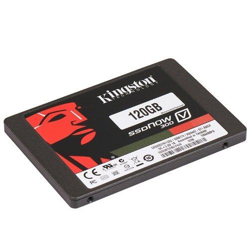 disco duro solido kingston ssd 120gb v300 sata3 2,5