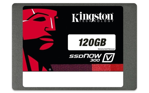 disco duro solido ssd 120gb kingston ssdnow alto rendimiento