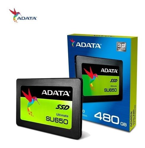 disco duro solido ssd 2.5  adata 120gb., 3 años garantia