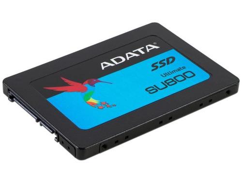 disco duro solido ssd adata su800 128gb serial ata iii 2.5