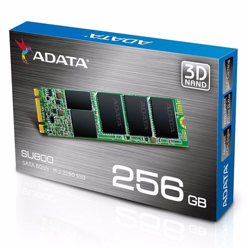 disco duro ssd estado solido m.2 2280 256gb a-data