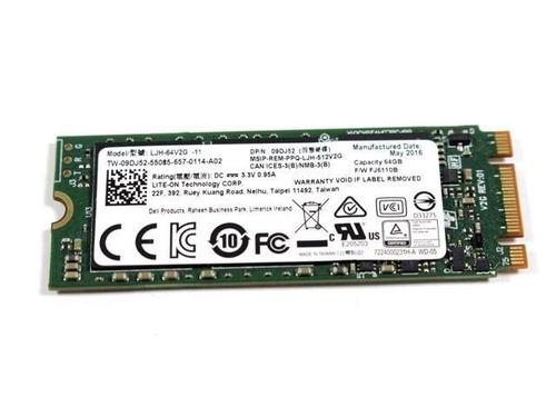 disco duro ssd solido 64 gb m.2 2260  envio gratis
