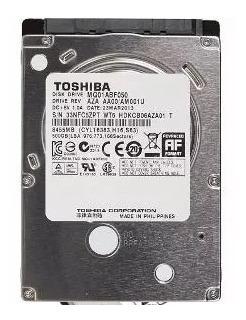 disco duro toshiba 500gb para laptop