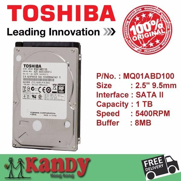 Driver disco duro toshiba mq01abd100